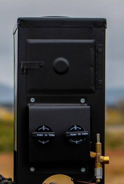 Bilde av Komplett gassovn M4000,